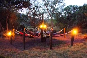 Stargaze Hammock Camp
